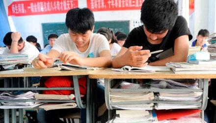 Только 10% китайских студентов не хотят открывать собственное дело
