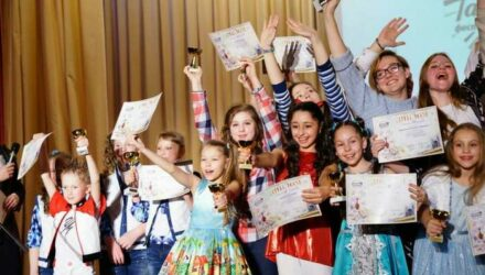 Международный конкурс-фестиваль детского и юношеского творчества