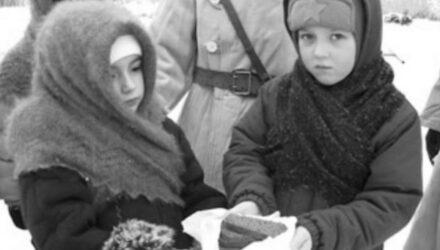 Что такое блокада Ленинграда: для детей