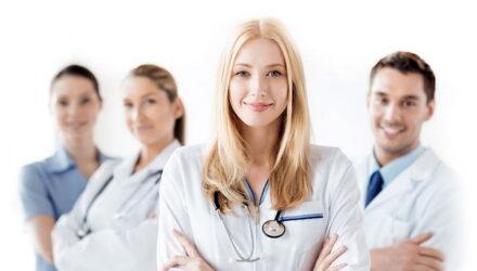 Медсестре — высшее образование